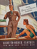 Made to Order Clothes, 1939 Spring and…