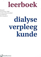 Leerboek dialyseverpleegkunde by H.P. de…