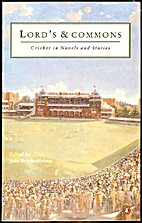 Lord's and Commons: Cricket in Novels and…