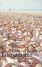 Eilandgasten by Vonne van der Meer