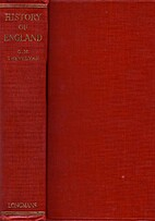 History of England by George Macaulay…
