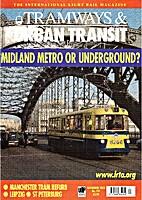 Tramways & Urban Transit, vol. 66, n°791 by…