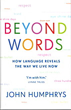 Beyond Words by John Humphrys