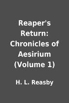 Reaper's Return: Chronicles of Aesirium…