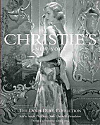 Christie's the Doris Duke Collection by…
