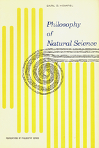 Philosophy of Natural Science by Carl G.…