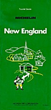 Michelin Green Guide New England by Michelin…