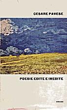 Poesie edite e inedite by Cesare Pavese