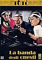 La banda degli onesti. DVD by Totò