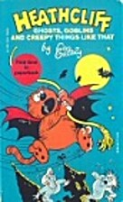 Heathcliff: Ghosts, Goblins, And Creepy…