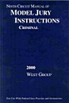 Manual of Model Criminal Jury Instructions…