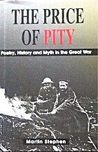 Price of Pity: Poetry History and Myth in…