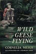 Wild geese flying by Cornelia Meigs