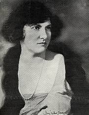 Author photo. Portrait of Marion Bauer, 1922. Source: Dr. Susan Pickett (e-mail file). From Wikipedia.