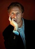 Author photo. Alan Keohane photographed by Nadia Essaaf