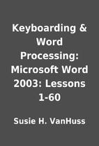 Keyboarding & Word Processing: Microsoft…