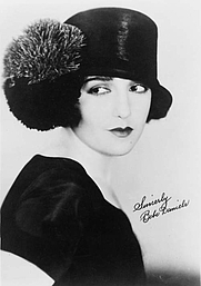 Author photo. Bebe Daniels