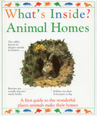 What's Inside? Animal Homes by Hilary…
