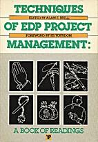 Techniques of EDP project management : a…