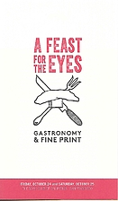 A Feast for the Eyes; Gastronomy & Fine…