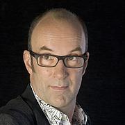 Author photo. Bart Chabot
