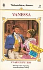 Vanessa by Clarice Peters