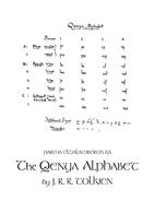 Parma Eldalamberon XX · The Qenya Alphabet…