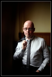 Author photo. John Boyne
