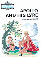 Apollo and His Lyre: Apollo * Hermes…