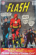 The Flash [1959] #164 by John Broome