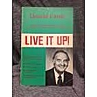 Live It Up! by Donald Curtis