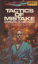 Tactics of Mistake by Gordon R. Dickson