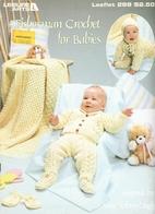 Fisherman Crochet for Babies by Anne Rabun…