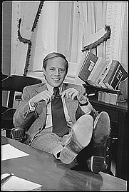 Author photo. White House Photo Office Collection (Nixon Administration)