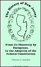 The History of New Jersey from Its Discovery…