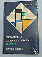 Principles of Economics: Micro by Willis L.…