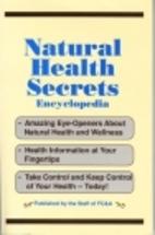 Natural Health Secrets Encyclopedia by Frank…