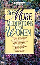 365 More Meditations for Women by Minerva…