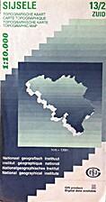 Sijsele : Topografische Kaart van België…