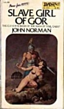 Slave Girl of Gor by John Norman