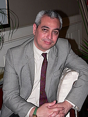 Author photo. Manuel González Olaechea y Franco