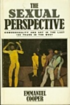 The Sexual Perspective by Emmanuel Cooper