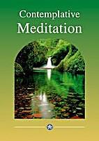 Contemplative Meditation by Fr. Matthew ODC
