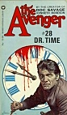 Dr. Time by Kenneth Robeson