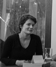 Author photo. Photo by Ondřej Lipár