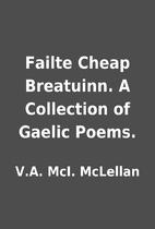 Failte Cheap Breatuinn. A Collection of…