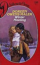 Winter Meeting by Doreen Owens Malek