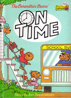 The Berenstain Bears: On Time by Stan…