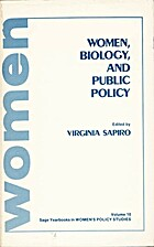 Women, Biology, and Public Policy (SAGE…