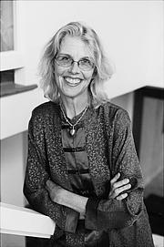 Author photo. Elena Seibert